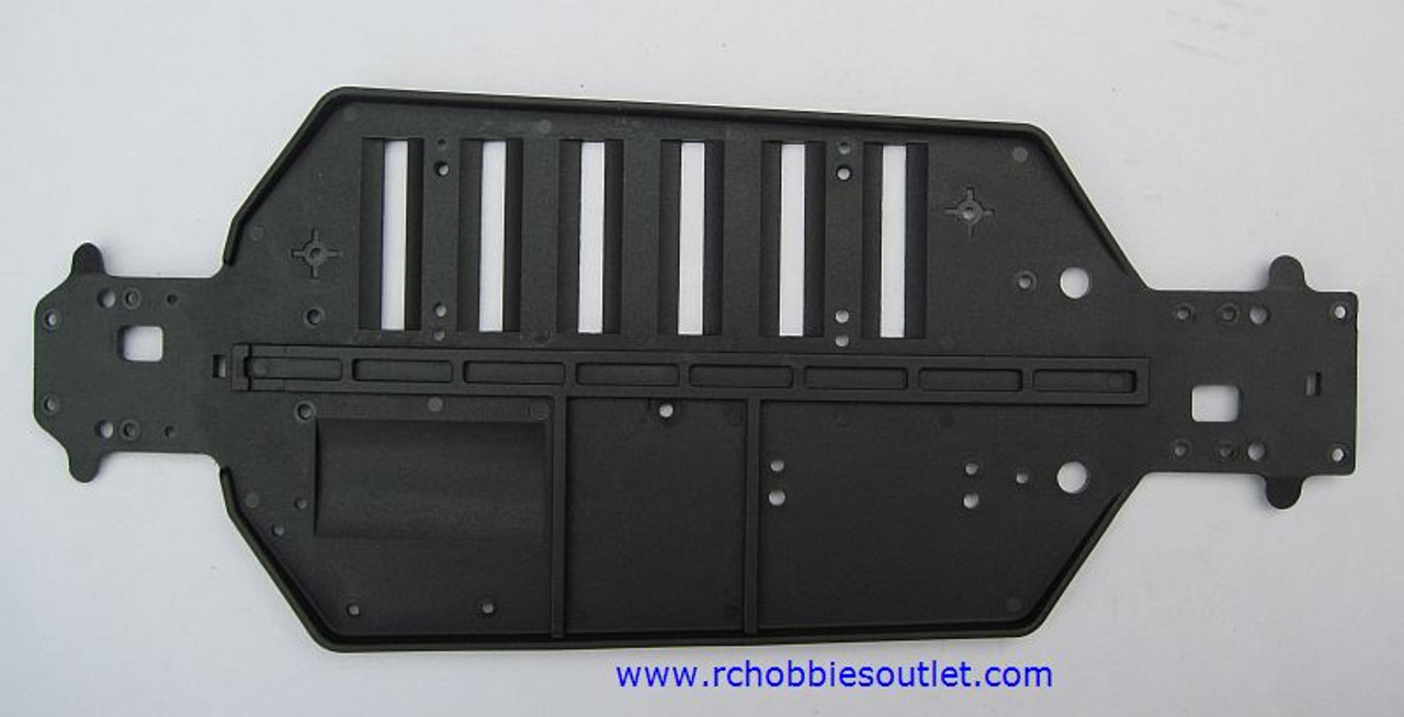 04001 03601 Chassis HSP Redcat