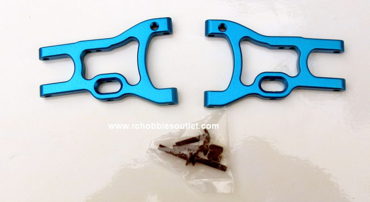 102021 or 102221 Rear Lower Arm Aluminum  Upgrade 1/10 Scale