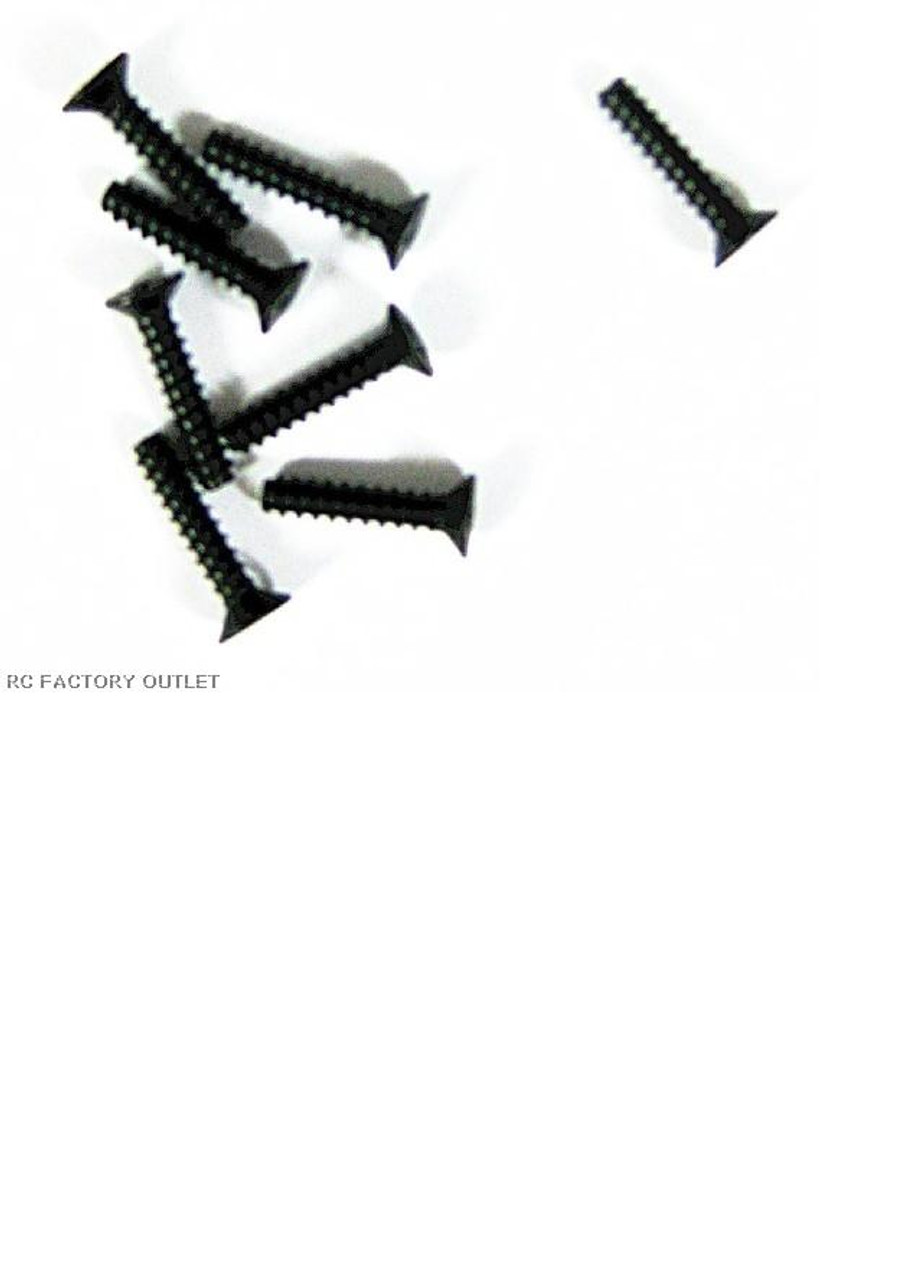 60090  Countersunk Self-tapping Screw 3*14 8P