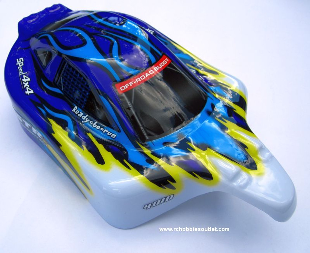 YX10071 HSP  RC BUGGY 1/10 SCALE BODY SHELL