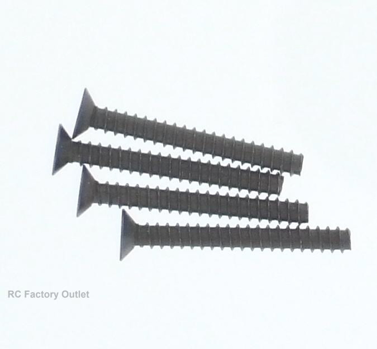 60085 Countersunk Self-tapping Screw 3*25 4P