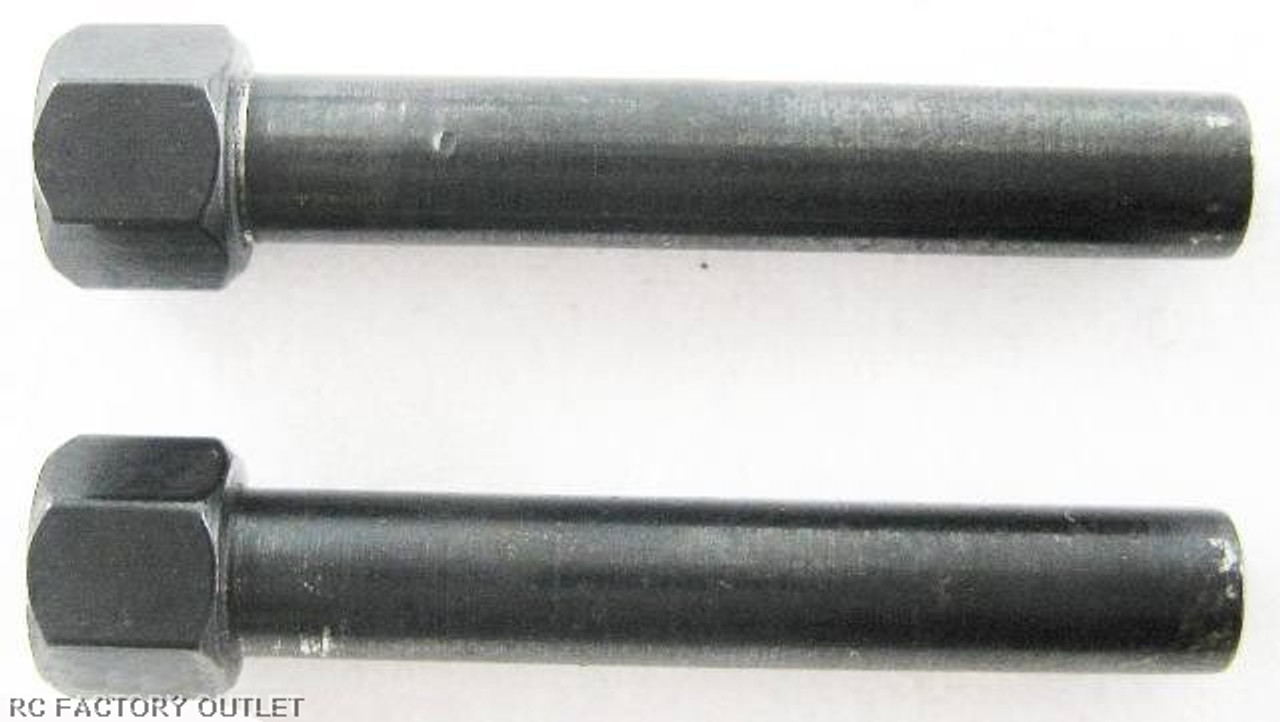 86058 STEERING POST STEEL HSP 1/16 SCALE