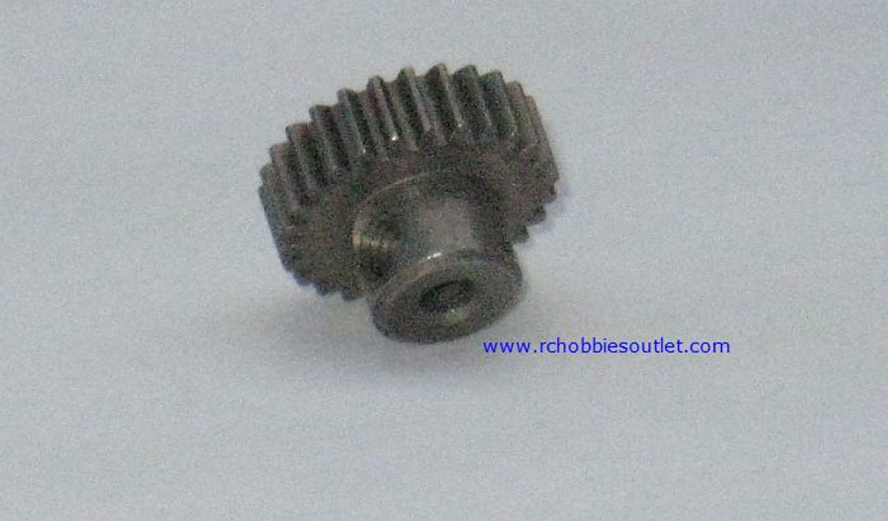 11176 STEEL MOTOR GEAR 26 TEETH (26T)