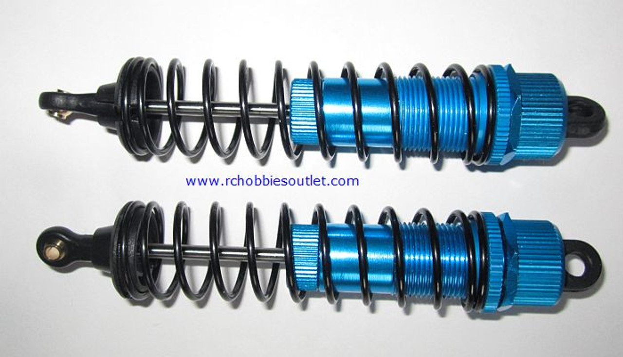 860001 Upgraded Alloy Shock Absorber 2P 1/8 scale Blue 60003  760001