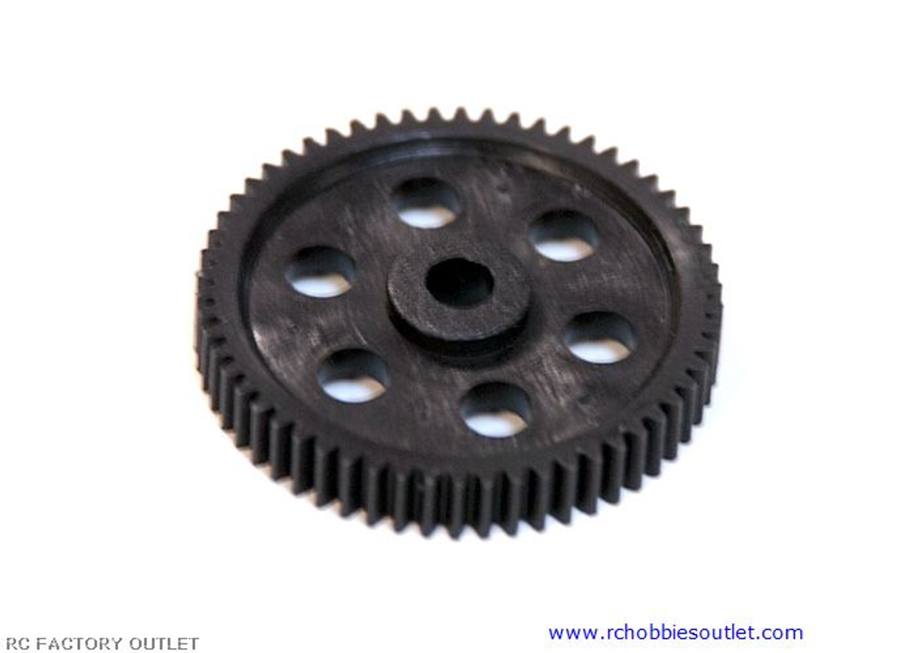 03004 DIFF MAIN GEAR (58Teeth)