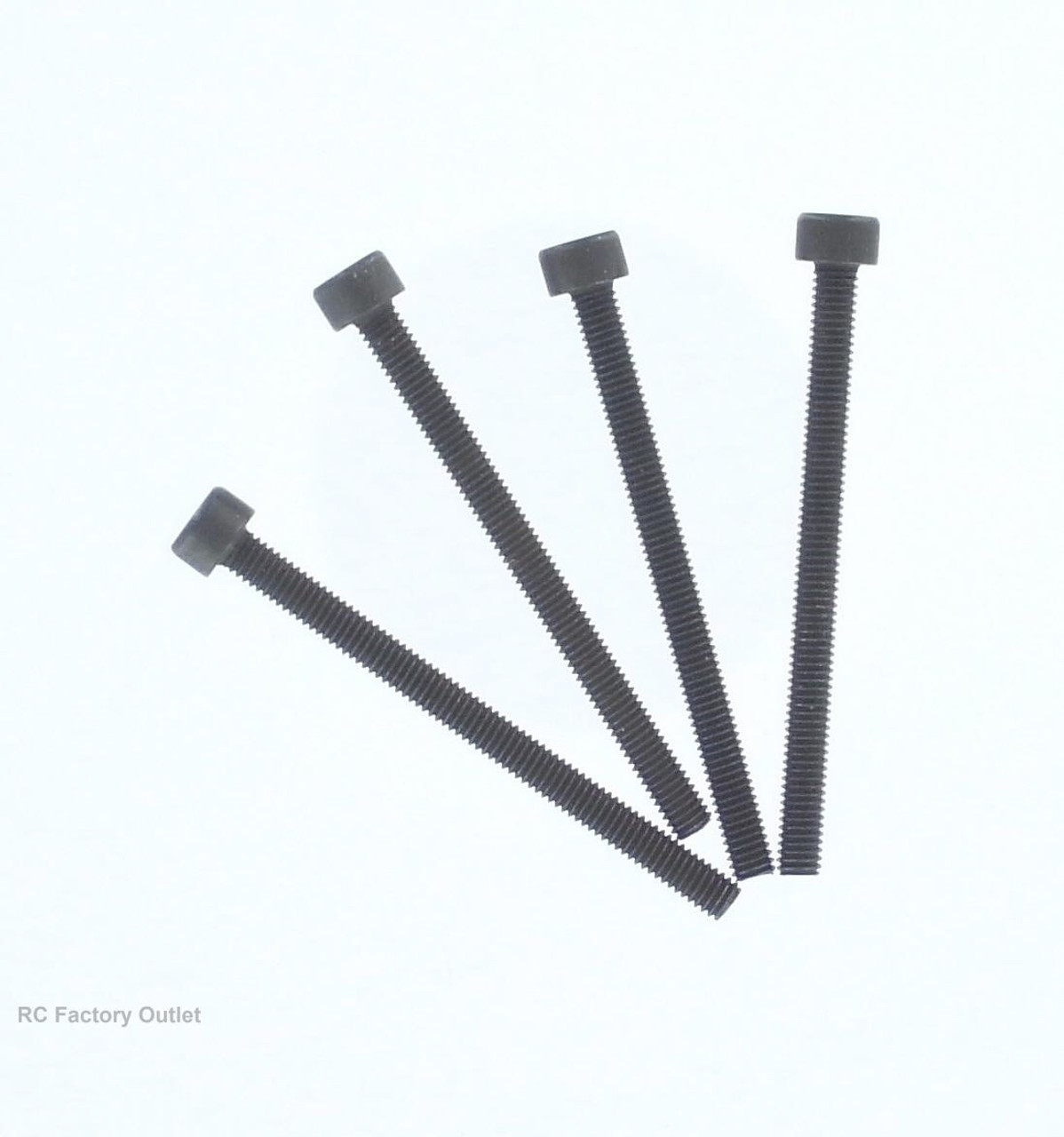 60076 Column Head Mechnical Screw 3*38 4P