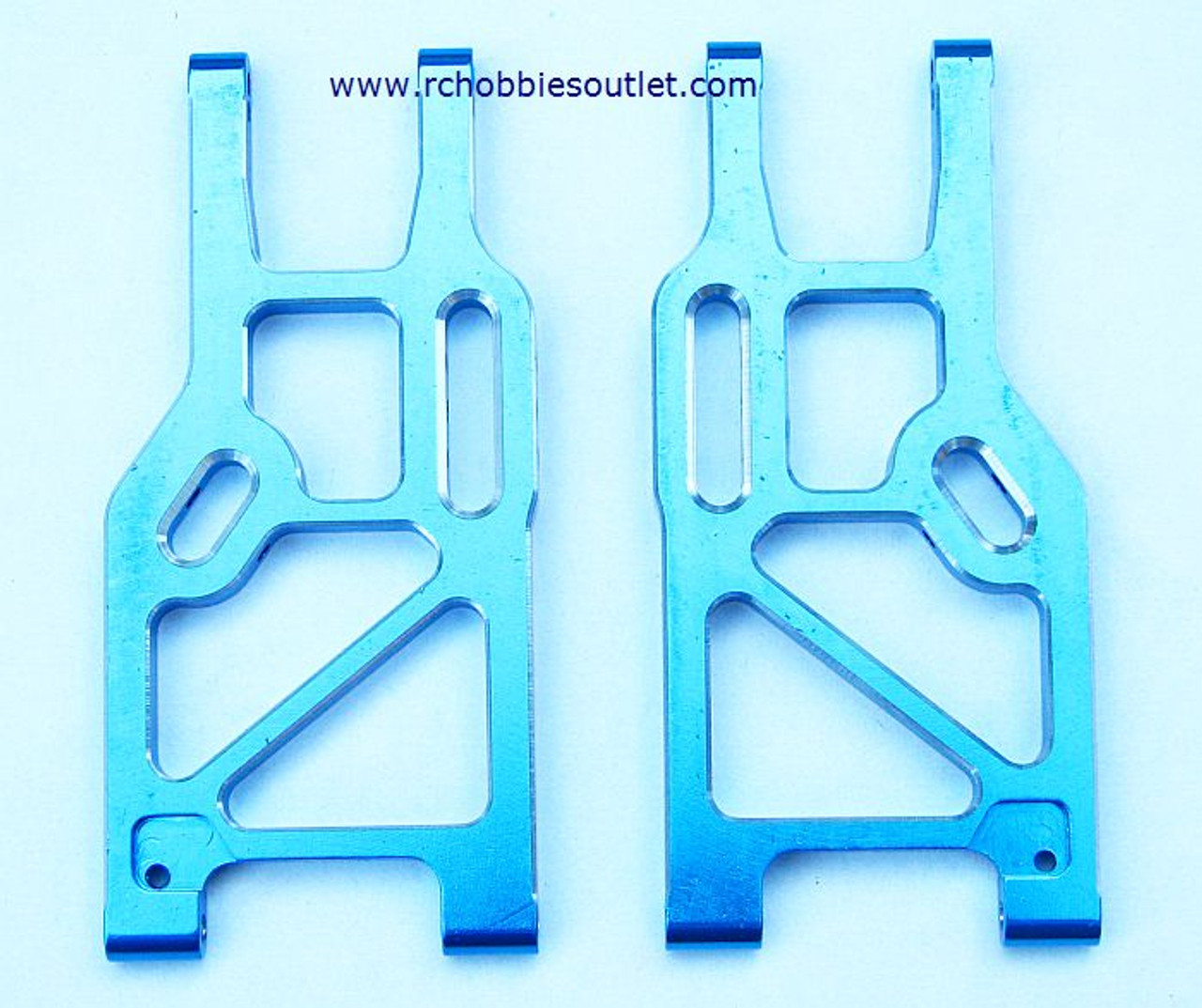 860004 Rear Lower Suspension Arm(Al.) 2P Blue  760004