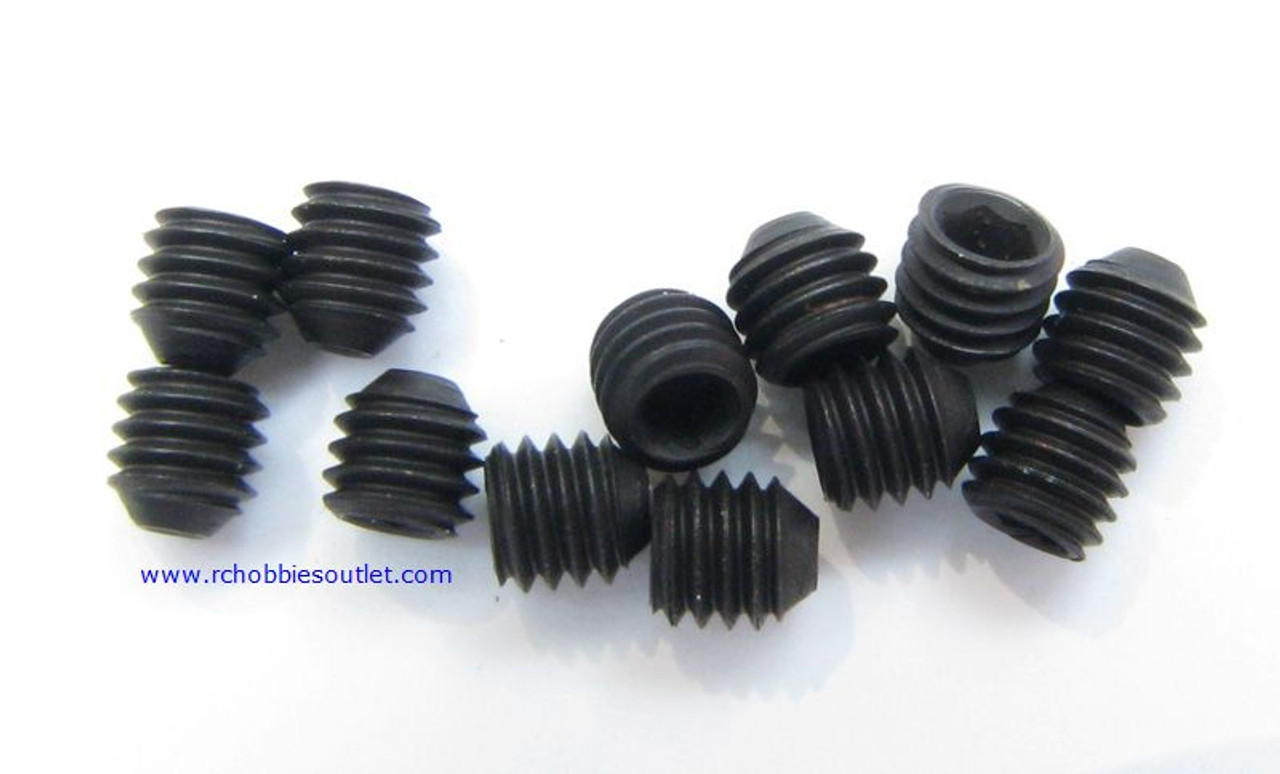 85832 Hex Head Grub Screw M3*3 8P