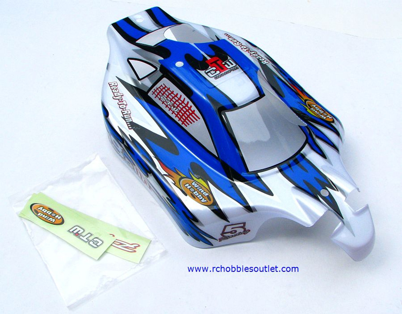 YX18812  HSP  RC CAR 1/8 SCALE BODY SHELL for RC BUGGY
