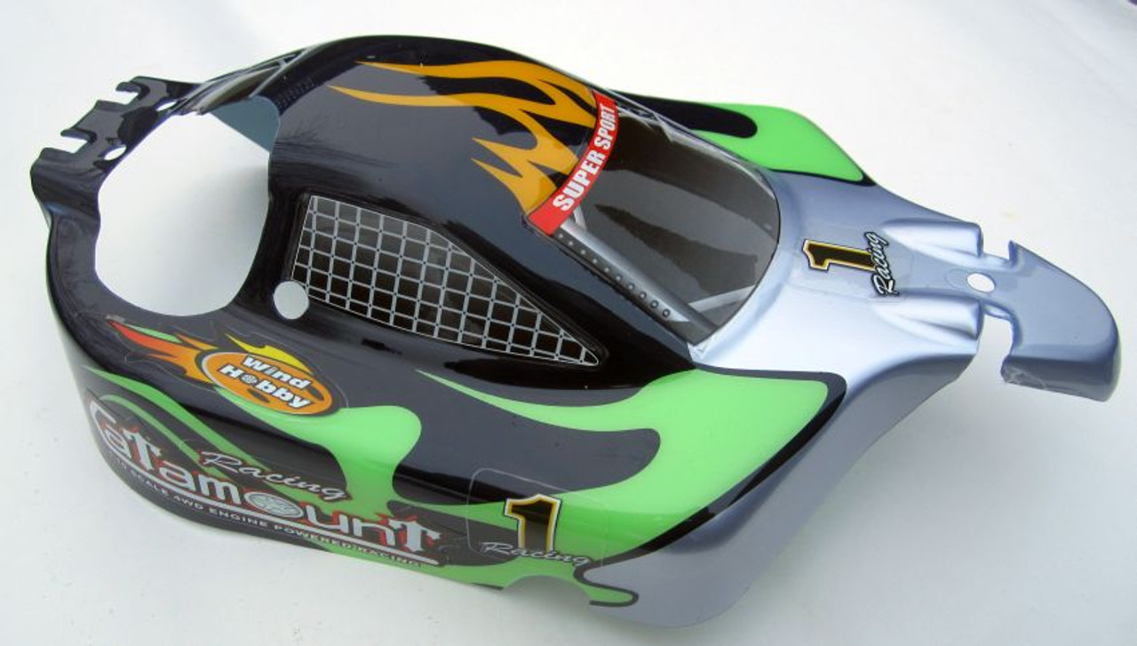 YX10603  HSP  RC BUGGY 1/10 SCALE BODY SHELL