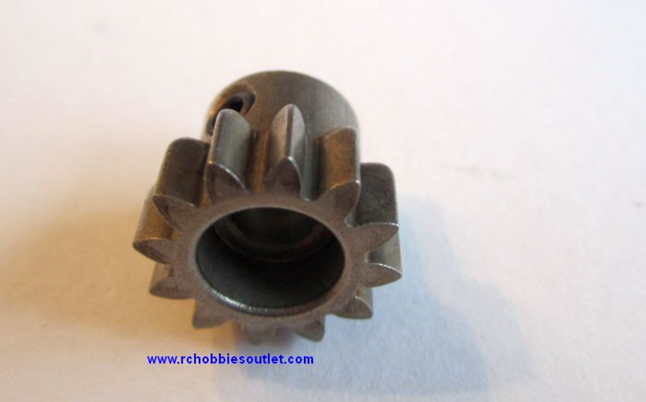 E 98610 Steel Motor Gear 12 Teeth  HSP,  Redcat
