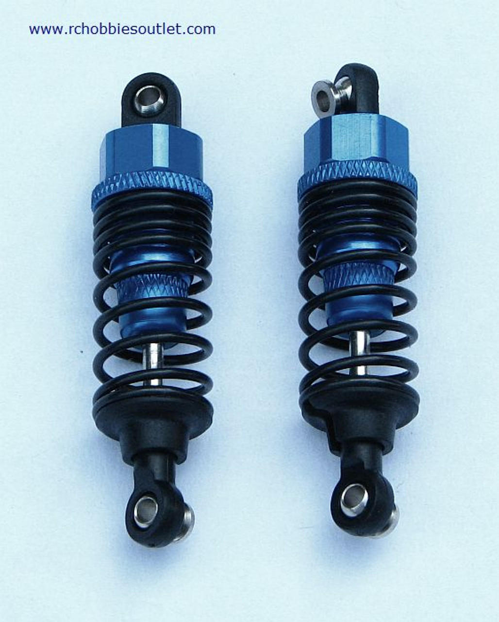 102004 Alloy Upgrade Aluminum Shock Blue