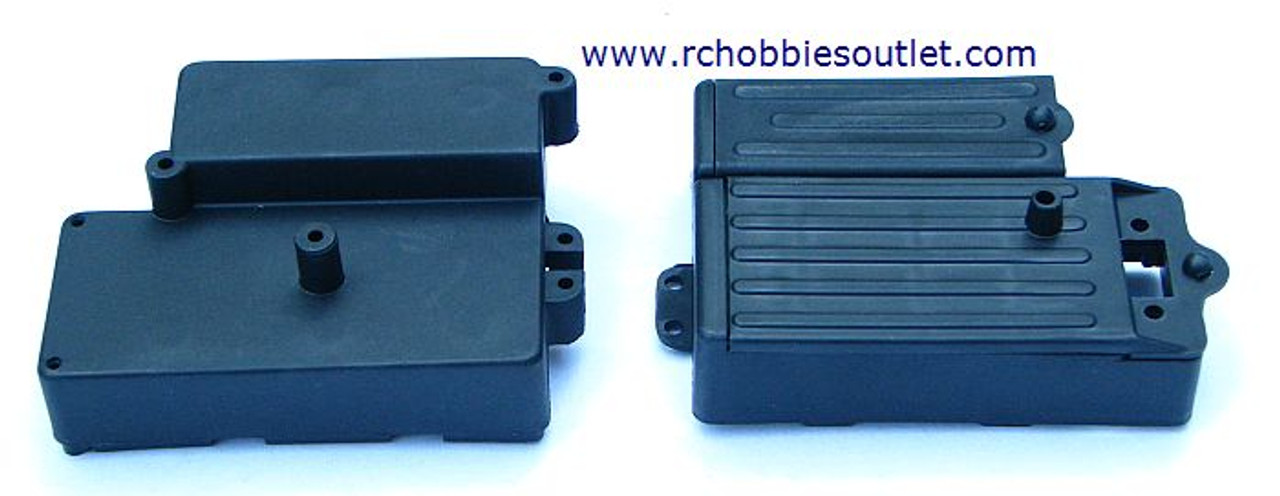 60025 Battery Receiver Case