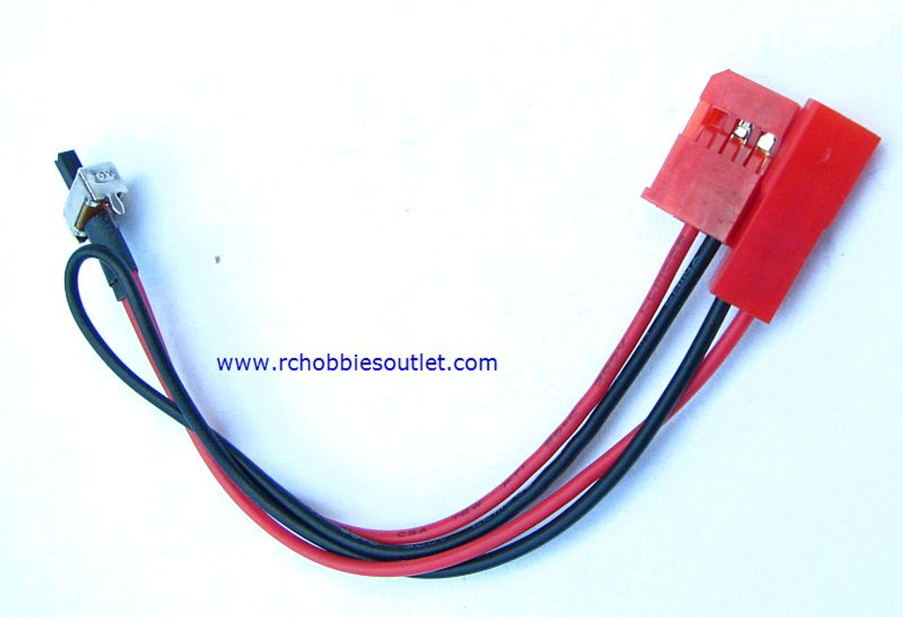 POWER ON / OFF SWITCH FOR 1/16 SCALE NITRO Truck