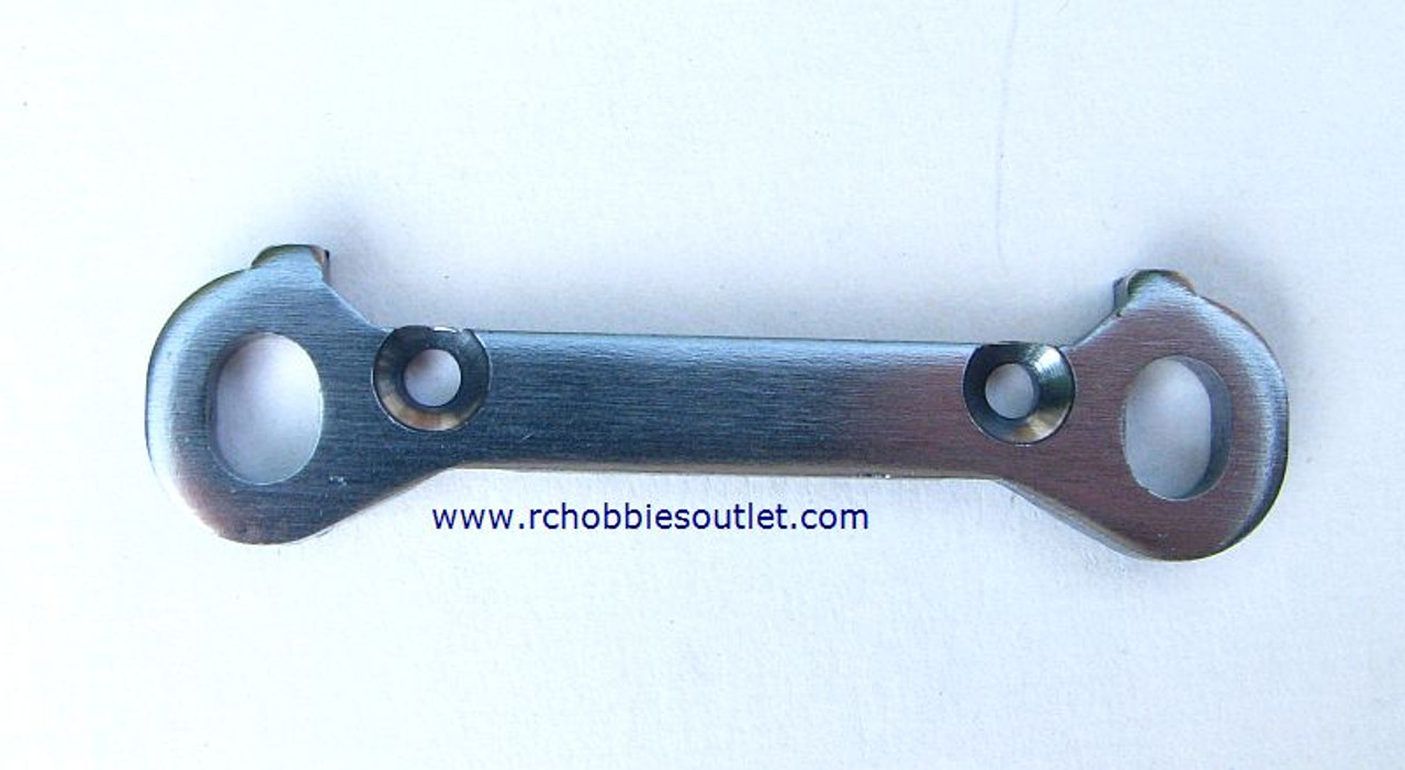 60013 Front Lower Suspension Arm Holder silver