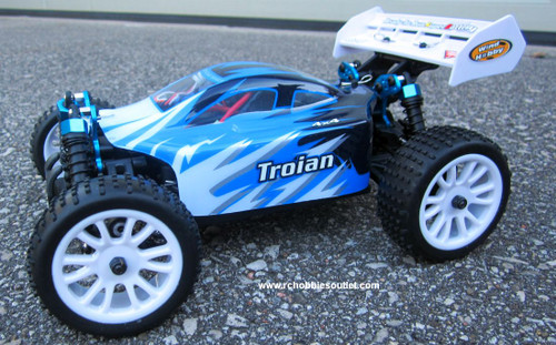RC Buggy / Car Electric 1/16 Scale 2.4G  4WD  RTR  YX16051