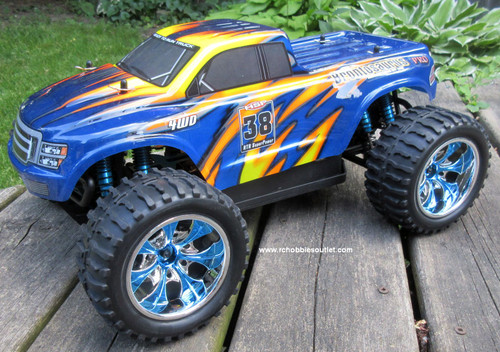 RC Monster Truck  Brushless Electric 1/10 PRO LIPO 2.4G 4WD 88041