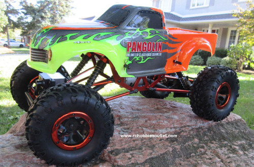 RC Rock Crawler Truck Electric 1/10 Scale RTR 2.4G 4WD 88028