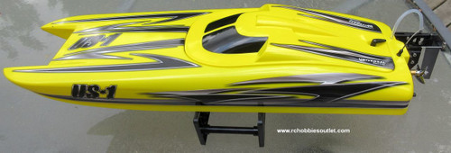 RC Racing Boat US-1  V3 Brushless Electric ARTR Catamaran