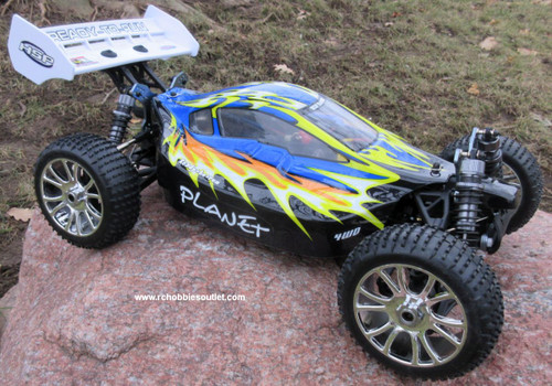 RC Buggy /Car Brushless Electric 1/8 Scale TOP2 PRO LIPO 4WD  86291