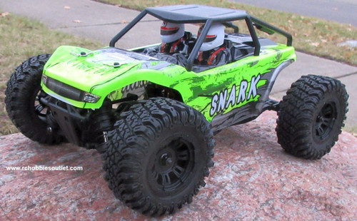 RC Electric Truck HSP SNARK 1/16 Scale 4WD 2.4G  Ready to Run 82691