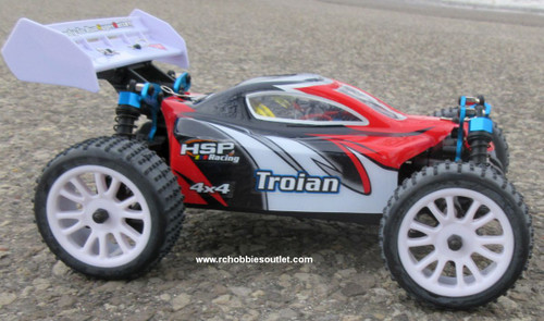 RC Buggy / Car 1/16 Scale  4X4  Electric  4WD RTR 2.4G 18589