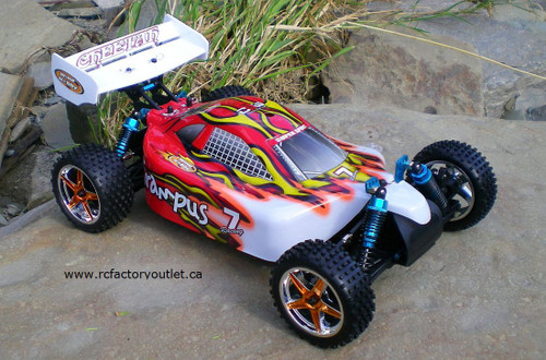 RC Buggy / Car Brushless Electric HSP 1/10  XSTR-PRO LIPO 2.4G 4WD  YX10072