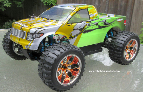 RC Monster Truck Brushess Electric 1/10 PRO LIPO 2.4G 4WD 88061