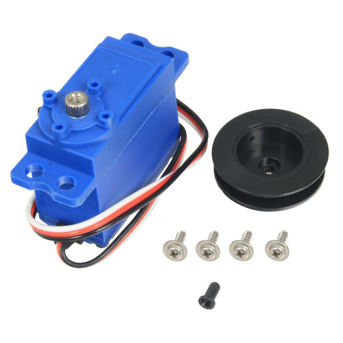 881226 Winch Servo Set for the DF95 Joysway Sailboat