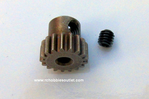 11119  17T Steel Motor Gear (17 Teeth)