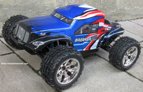 RC Desert Monster Truck Brushess Electric 1/10 PRO LIPO 2.4G 4WD 20491