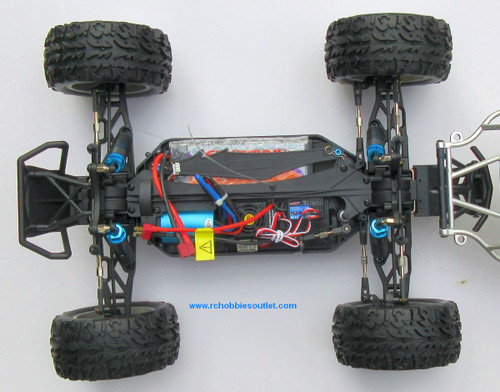 RC Desert Monster Truck Brushess Electric 1/10 PRO LIPO 2.4G 4WD 20492