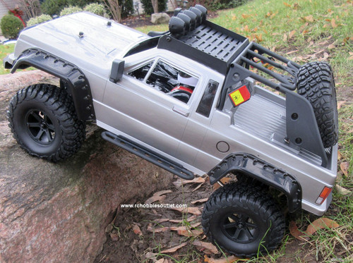 RC PRO 2 Crawler/Trail Truck BOXER Electric 1/10 Scale RTR 2.4G 4WD  70682