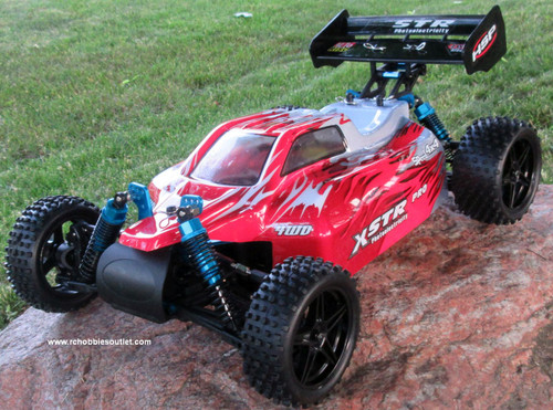 RC Buggy / Car  Brushless Electric HSP 1/10  XSTR-PRO LIPO 2.4G 4WD 10750