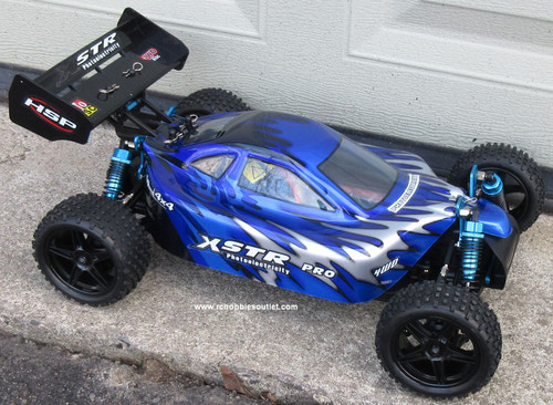 RC Buggy / Car  Brushless Electric HSP 1/10  XSTR-PRO LIPO 2.4G 4WD 88805