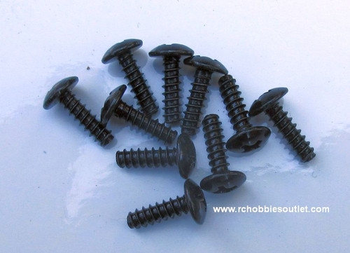 02082 BT 3x10 BH SCREWS HSP ATOMIC TYRANNO HIMOTO ETC