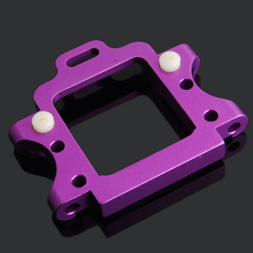 102060 102260 Aluminum  Upgrade Front Gear Box  Mount for 1/10 Scale