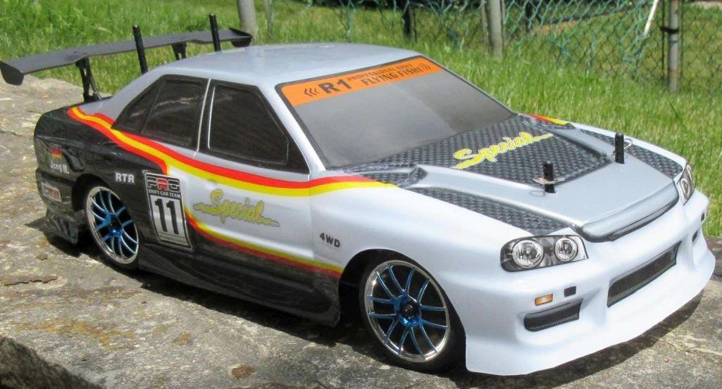 RC Nitro Race Cars