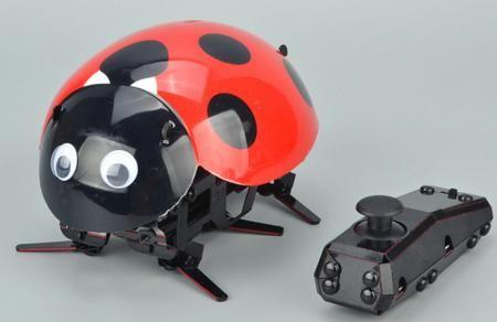RC Intelligent Lady Bug Robot Assembly Instructions
