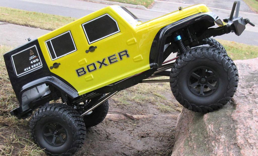 RC Electric Trucks