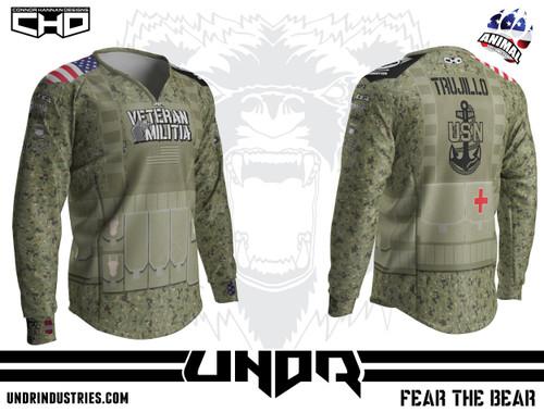 Veteran Militia - 2018 Navy