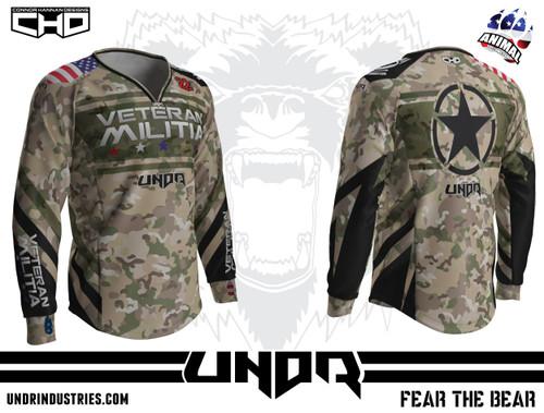 Veteran Militia - 2016 Army Jersey