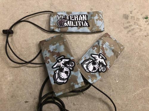 Veteran Militia Barrel Sock - Marine Corps