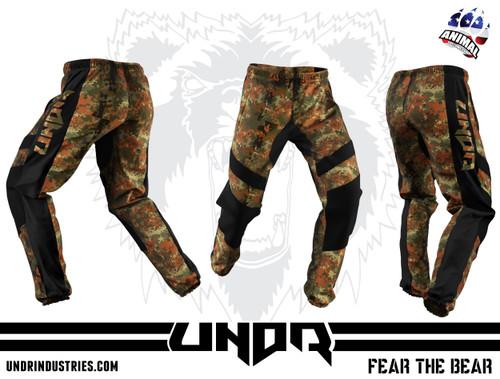 UNDR Summer Jogger Pants -  Flecktarn