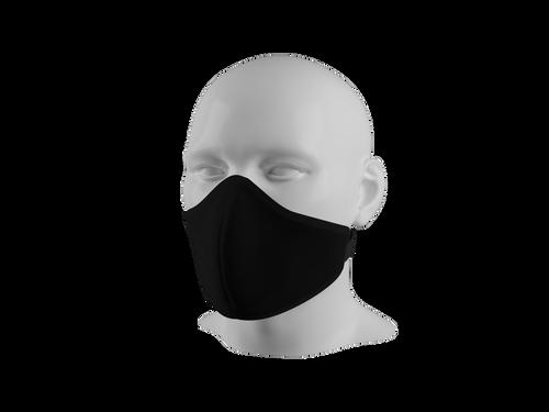Anti-Dust Face Mask - Black.
