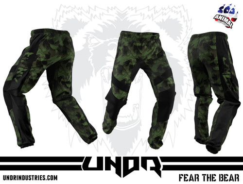 UNDR Summer Jogger Pants -  Black Rhodesian