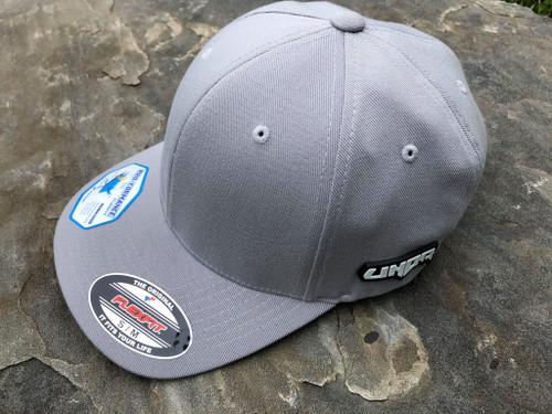 Gray Flexfit Hat