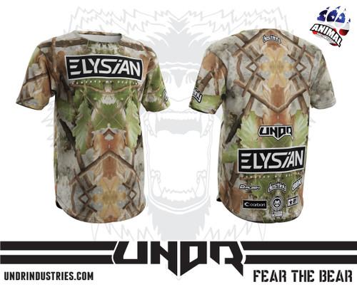 Destiny Elysian Woodland Tech Shirt