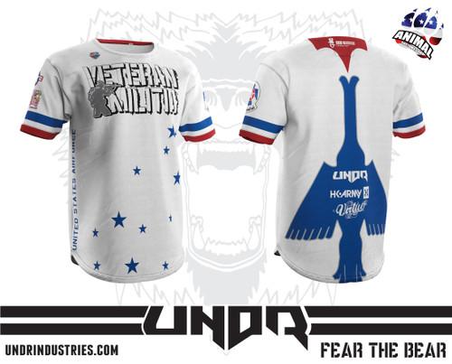 Thunderbird Veteran Militia Tech Shirt