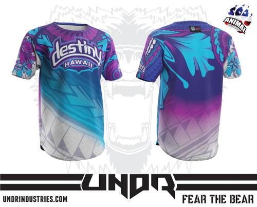 Destiny Hawaii Tech Shirt